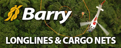 Barry longlines and cargo nets.