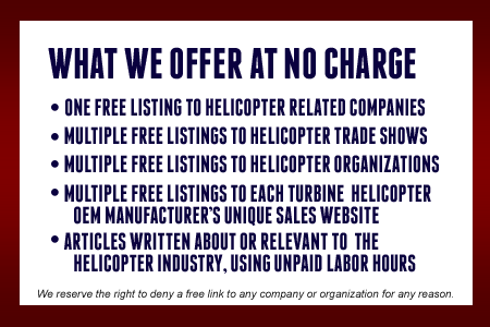 List of what we offer at no charge.