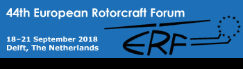 44th European Rotorcraft Forum, 18-21 September 2018, Delft, The Netherlands